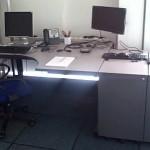 Dedicated Build Room Configuration Area