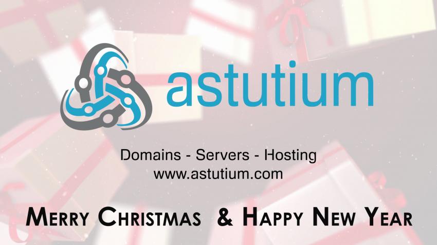 2017 Astutium Christmas Card